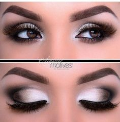 Smokey eye for a brown eyed girl pic.twitter.com/4L9eFg4IOd