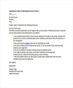 Job offer agreement employment contract letter sample business 25 job offer letter example free premium templates spiritdancerdesigns Gallery