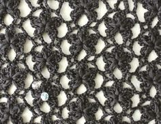 MyPicot | [3 of 3] Crochet Flower Stitch | 4/5/16 | Free crochet patterns