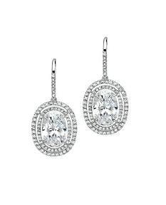 Martin Katz diamond earrings