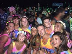 Have a time of your life with Full Moon Party in Thailand #FullMoonParty #MoonPartyThailand #FullMoonThailand #Thailand
