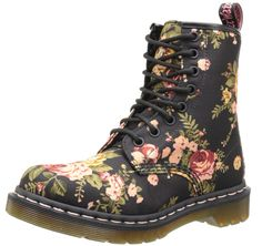 Floral print Dr Martens - can't wait to get a pair of these!!!
