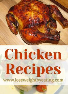 These quick and healthy chicken recipes are not only delicious, but easy to make. Chicken is less expensive, and provides lots of flavor and nutrition, too!
