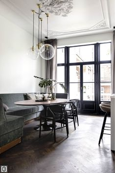Home Decorating Online Tools Beautiful Interior Design, Beautiful Interiors, Interior Styling, Interior Decorating, Home Furniture, Furniture Design, Banquette, Home Fashion, Home And Living