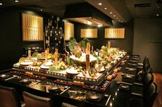 Winter Robata at Mikuni Japanese Restaurant (Fairmont Singapore)