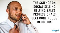 There is a lot of talk in sales, sales development in particular that rejection is a huge issue that can impact sales professionals hugely. Here's how you can overcome the continuous rejection.