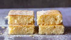 Sponge Cake, Cornbread, Vanilla Cake, Tiramisu, Baking, Ethnic Recipes, Cheesecake Brownies, Food, Lemon