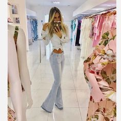 Label Jeans Deluxe  - Essencial and Chic! - #wearelabel #labeldiamond
