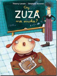 Czy Zuza ma siurka?