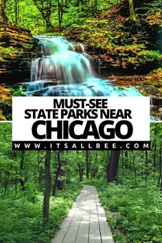Illinois State Parks, Chicago Illinois, Chicago Chicago, Visit Chicago, Chicago Places To Visit, Usa Travel Guide, Travel Usa, Travel Tips, Travel Abroad
