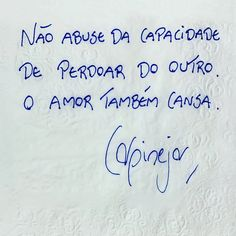 Ah O Amor, Calligraphy, Math Equations, Instagram, Quotes, Reading Books, To Forgive, Quotes Motivation, Thoughts