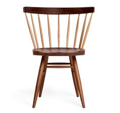 George Nakashima for Knoll straight chair, 1946