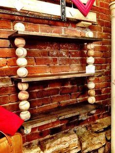 Baseball shelf