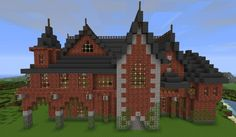 victorian house 5 minecraft project