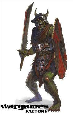 Mantic and Wargames Factory (New Nov pics) Orcs what else) - Forum - DakkaDakka Character Portraits, Character Art, Character Design, Fantasy Races, Fantasy Art, Pathfinder Orc, Orc Armor, Goblin Art, Art