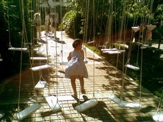 What Playgrounds can Learn from Swings as Art Installations, Part 2 - Playscapes