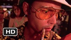 Fear and Loathing in Las Vegas (3/10) Movie CLIP - The Hotel on Acid (19...love Gonzo
