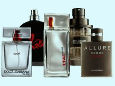 Male Report: The top 5 fragrances for men – Fresh discover beauty online