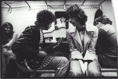 1975 with Jagger