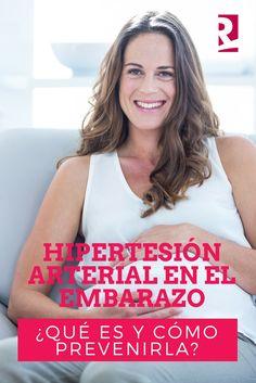 Entre el 8% y el 10% de las embarazadas sufren Hipertensión Arterial durante la gestación Qué es y cómo prevenirla en el Blog #Obstetricia #Embarazo #MundoPreñil #Hipertensión