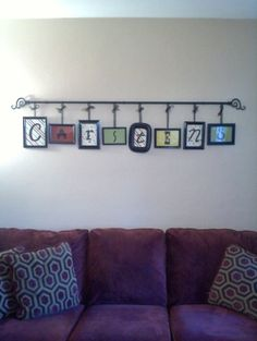 DIY shabby chic mirror using spray paint- a fab use for thrift store or yard sale picture frames
