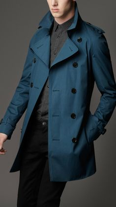 trench burberry hiver