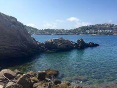 Cala en Fonoll ( Andratx)   Una Arjonera en Mallorca