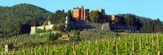 Vigneti e vitigni of Ricasoli -the very family that helped unite Italy in the first place and wrote the recipe of Chianti Classico