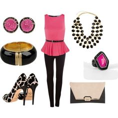 """ready for a night out"" by kap-1105 on Polyvore"