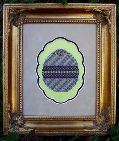 SALE Cross Stitch Instant Download PDF by TurquoiseGraphics