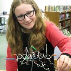 Makerspace Mondays: a public & school library partnership
