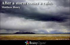 After a storm comes a calm.  Well wishes to those affected by Storm Leon!  www.Skymosity.com
