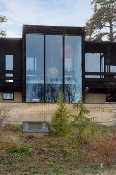 Knut Wallenbergs Väg 8, Saltsjöbaden Built 1968 Architect Henry Haubro Nielson