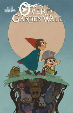Over the Garden Wall Ongoing (2016) Issue #11