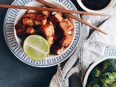 Marinade Tofu, Vinaigrette, Isabelle Huot, Tempeh, Edamame, Chicken Wings, Nutrition, Veggies, Sauce
