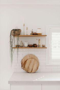 Interior Modern, Interior Desing, Kitchen Interior, Kitchen Design, Interior Decorating, Interior Design Simple, Zen Kitchen, Minimalist Home Interior, Dream House Interior