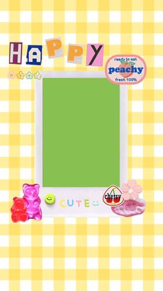 Cute Pastel Wallpaper, Cute Emoji Wallpaper, Pink Wallpaper Iphone, Cute Wallpaper Backgrounds, Cute Wallpapers, Aesthetic Themes, Aesthetic Stickers, Overlays Cute, Instagram Frame Template