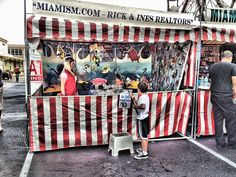 St Rose of Lima Carnival in Miami Shores.  From Friday, January 27th - to Sunday, January 29th, 2012