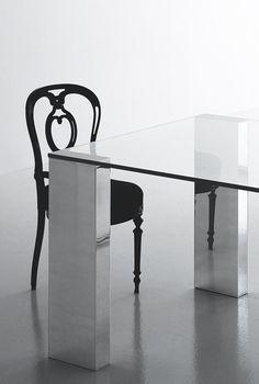 Beam Glass | Design Piero Lissoni