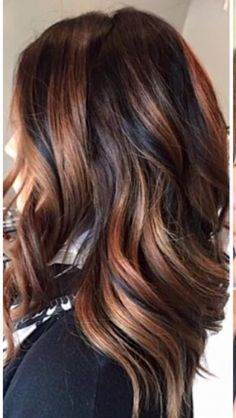 Tortoiseshell Hair Color Ideas And Looks Schildpatt-Haarfarbe-Ideen und Blicke Ombre Hair Color, Hair Color Balayage, Hair Highlights, Haircolor, Caramel Highlights, Bayalage, Tortoise Shell Hair, Great Hair, Pretty Hairstyles