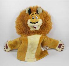 Madagascar - Alex Hand Puppet Toy - Persil Promo (1)