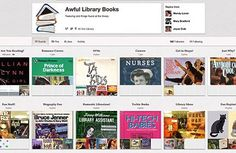 """ Numerous libraries — be they specialty, public, or affiliated with a school — have harnessed its popularity to push education and literacy causes to the digital generation."" Want to see how libraries are taking advantage of the popular social media platform Pinterest? Check out 25 Libraries We Most Love on Pinterest."