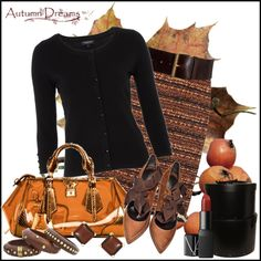 Autumn Dreams - Polyvore