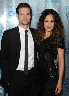 David & Mai Ly (Maggie Q and Shane West)