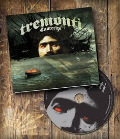 Tremonti - Cauterize CD - Tremonti: Cauterize | The New FRET12