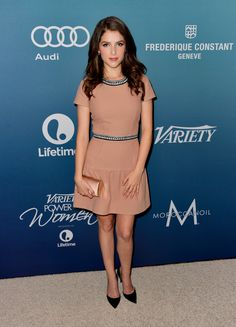 FABULOUSLY SPOTTED: ANNA KENDRICK WEARING PAULE KE AND JIMMY CHOO AT THE THE 7TH ANNUAL VARIETY'S POWER OF WOMEN LUNCHEON - 2015 - http://www.becauseiamfabulous.com/2015/12/31/anna-kendrick-wearing-paule-ke-and-jimmy-choo-at-the-the-7th-annual-varietys-power-of-women-luncheon-2015/