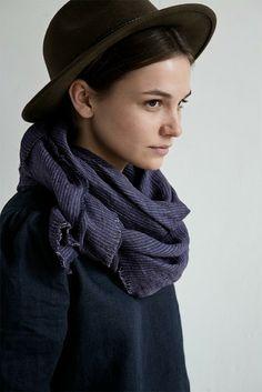 scarf & hat