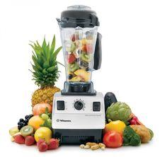 Vitamix TNC5200 blender, vit - http://www.kitchenlab.se/vitamix-tnc5200-blender-vit.html