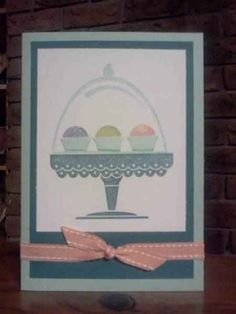 Stampin' Up! A Cherry on Top
