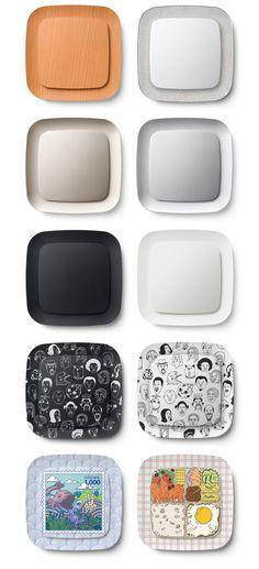 Smart Plate  http://tangramfactory.com/en/